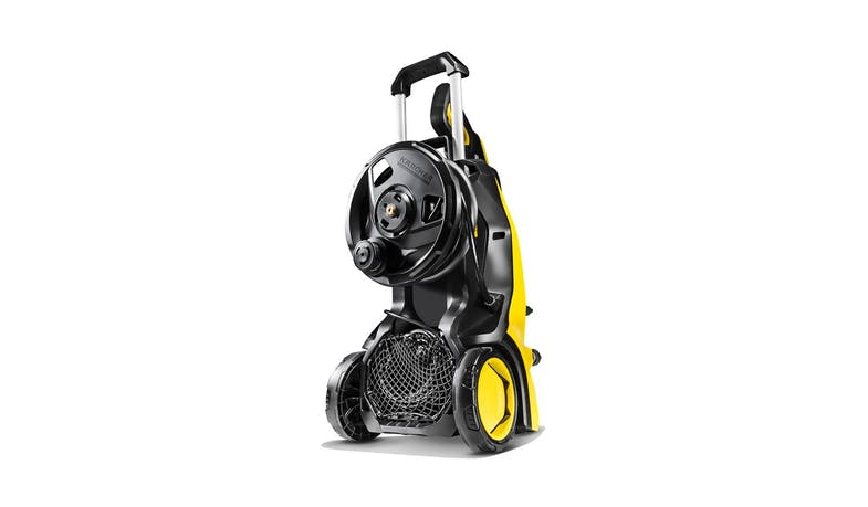 Karcher K5 Premium High Pressure Washer - back