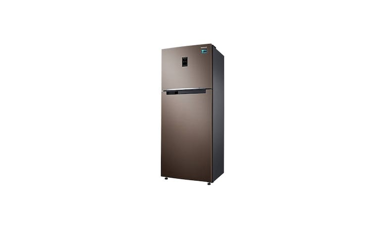 Samsung RT46K6237DX/SS (453 L) 2-Door Top Freezer Refrigerator (Side View)