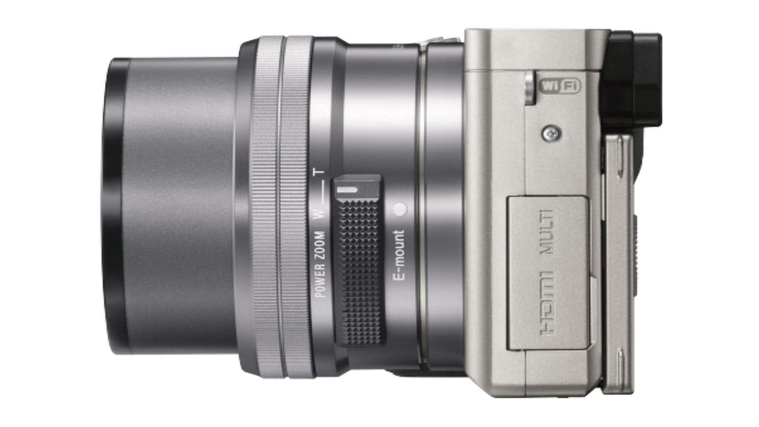 Sony Alpha 6000 243mp Hd Interchangeable Camera With 16 50mm Lens A6000 Kit 50 Dslm Silver 1013187 Wishlist Compare