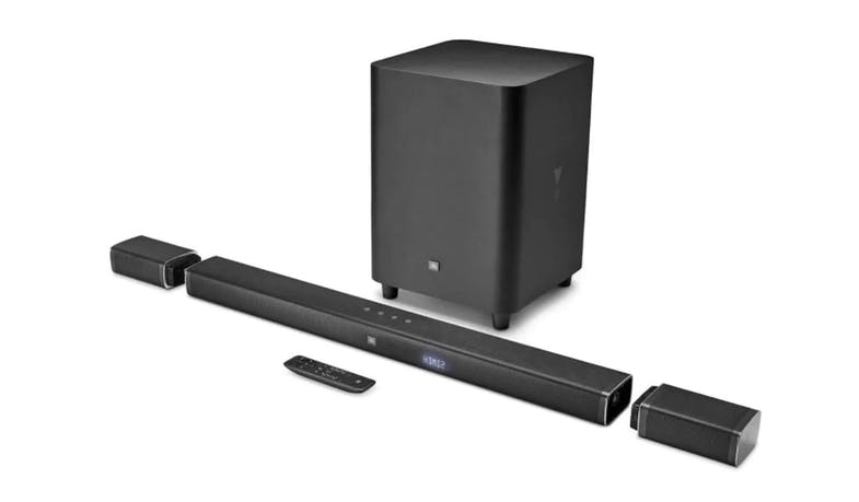 JBL 5.1 Channel Soundbar with Wireless Subwoofer