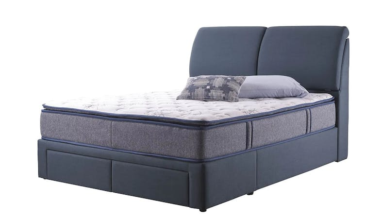 Eratus Storage Bed Frame - Queen Size