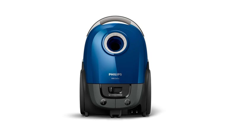 Philips 3000 Bagged Vacuum Cleaner (XD3010/61) - Front View