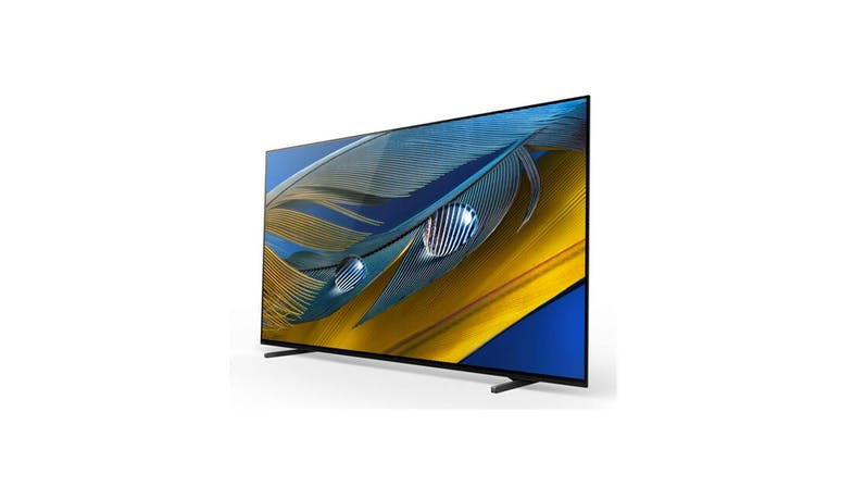 Sony 65-inch OLED 4K Ultra HD Smart TV XR-65A80J - Side View