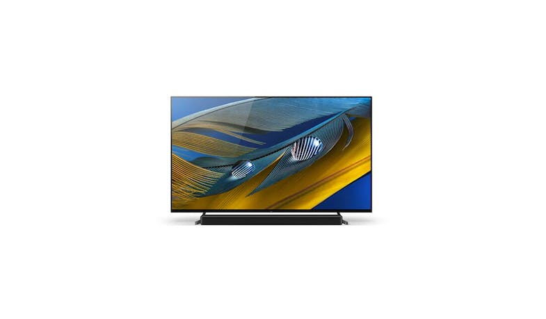 Sony 65-inch OLED 4K Ultra HD Smart TV XR-65A80J