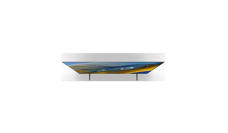 Sony 65-inch OLED 4K Ultra HD Smart TV XR-65A80J - Top View
