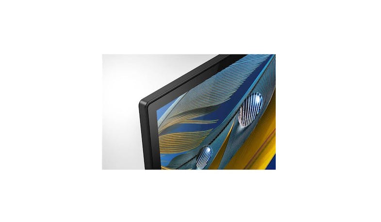 Sony 65-inch OLED 4K Ultra HD Smart TV XR-65A80J - Angle View