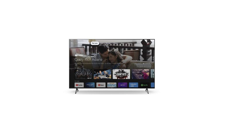 Sony 65-inch 4K Ultra HD Google  LED TV - Black XR-65X90J