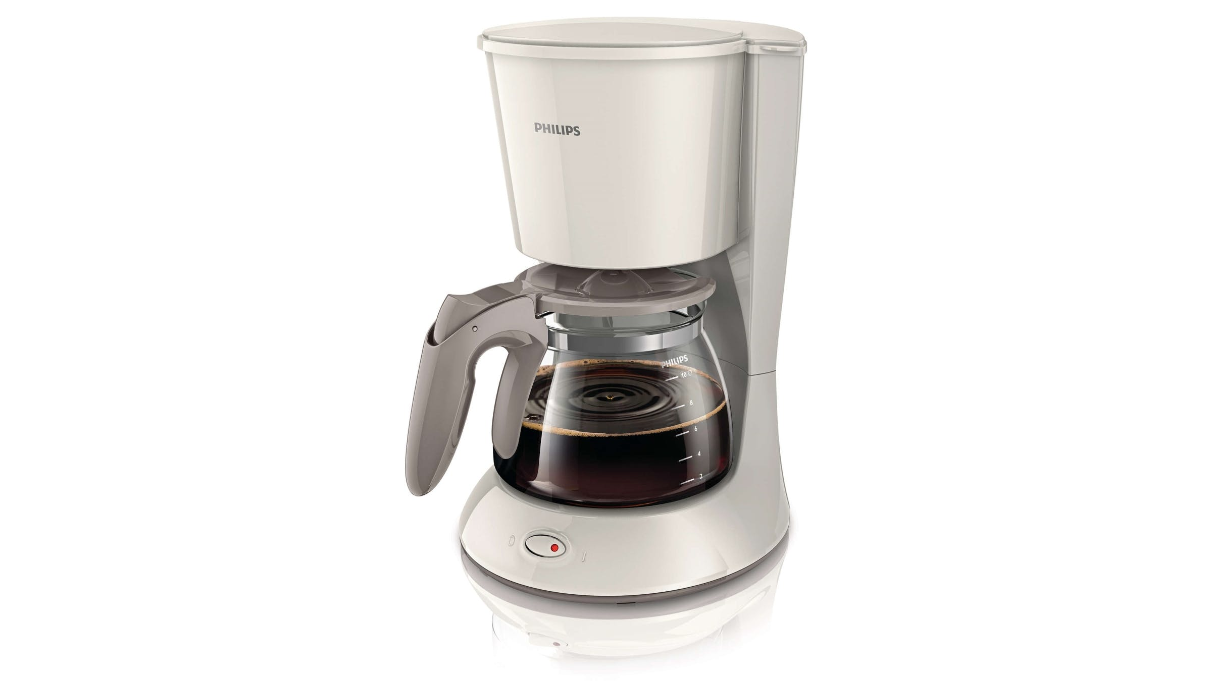 Philips Daily Coffee Maker : Philips HD-7447 Daily Collection Coffee Maker Harvey Norman Singapore