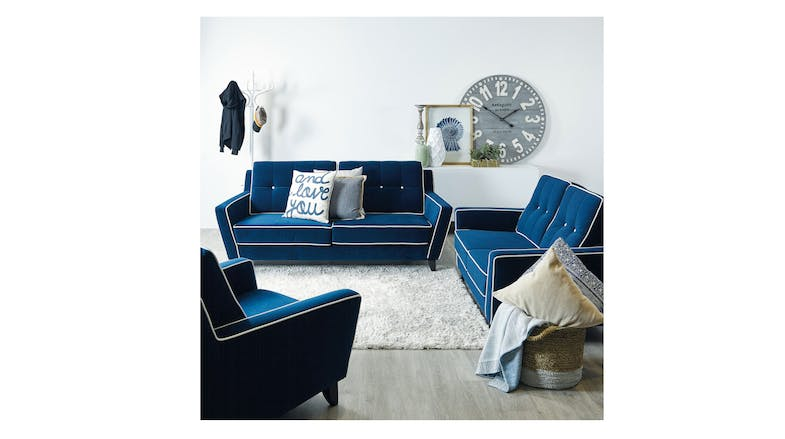 Angelica 2-Seater Sofa - 01