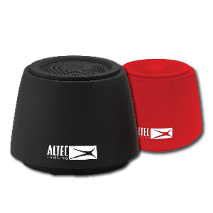 Altec Lansing Barrel Bluetooth Speaker