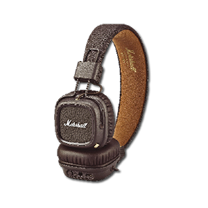 Marshall Headset Major II Brown