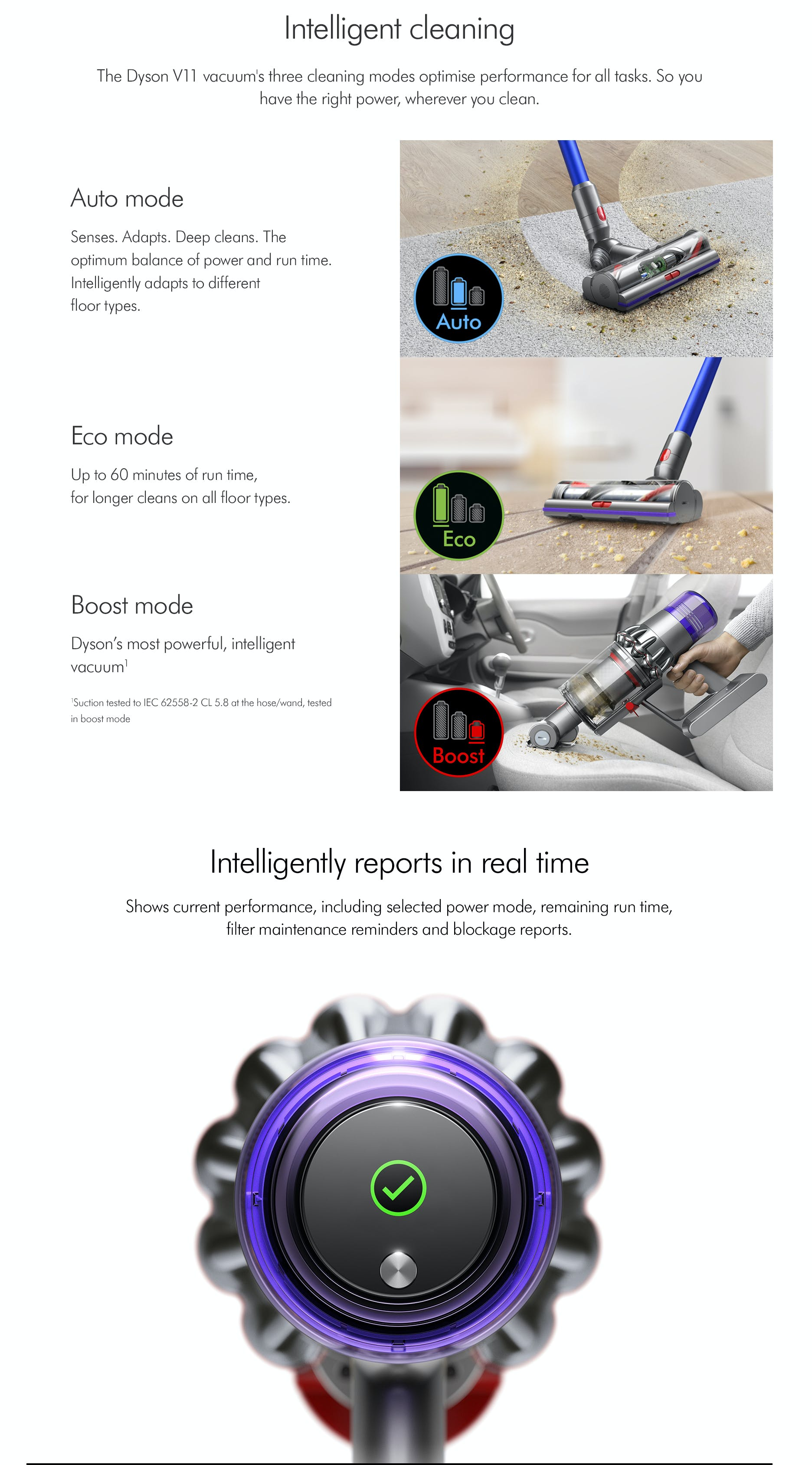 Dyson V11 (SV14) Absolute Handstick Vacuum Cleaner