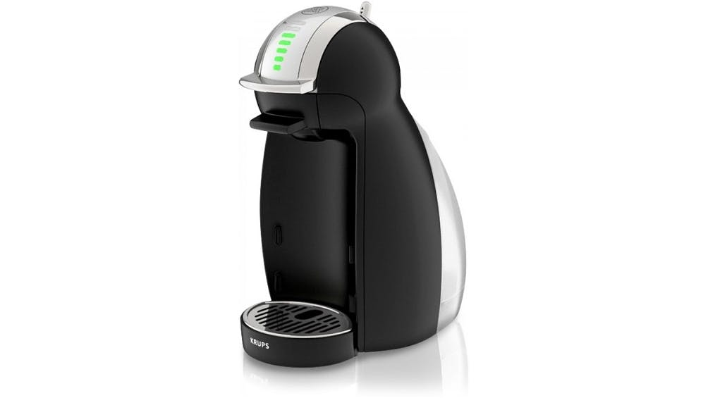 krups kp1608 dolce gusto genio 2 automatic coffee machine. Black Bedroom Furniture Sets. Home Design Ideas