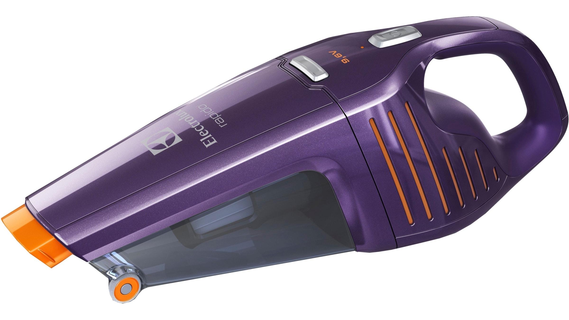 electrolux rapido handheld vacuum cleaner
