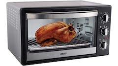 Zanussi 38L Table Top Mechanical Oven