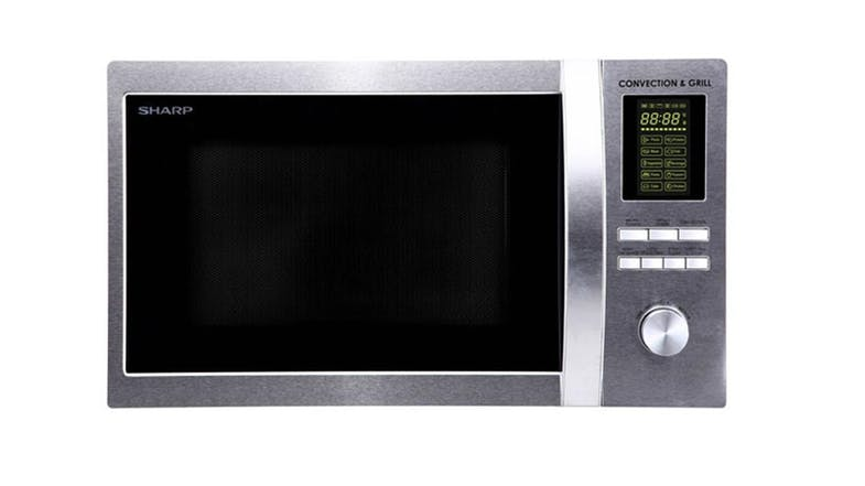 Sharp 32l Microwave Oven With Convection Infrared Grill
