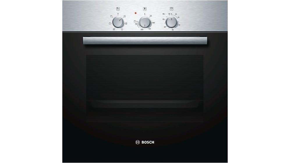 bosch serie 2 hbn411e2k 60cm built in oven harvey norman. Black Bedroom Furniture Sets. Home Design Ideas