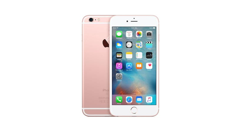 Iphone S Plus Rose Gold Harvey Norman