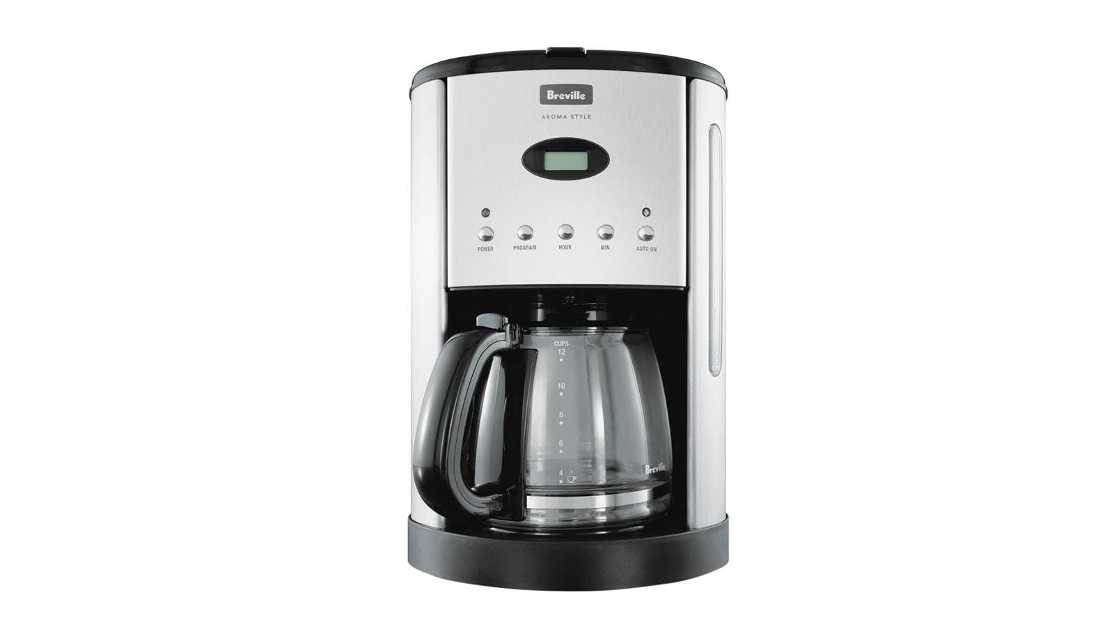 Breville 12 Cup Drip Filter Coffee Machine Harvey Norman Malaysia