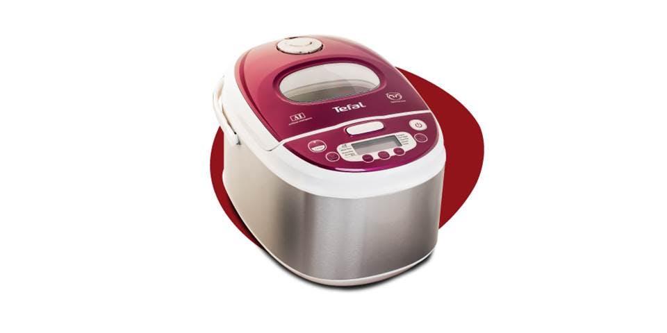 Tefal 1 8l Rk8105 Spherical Pot Rice Cooker Harvey