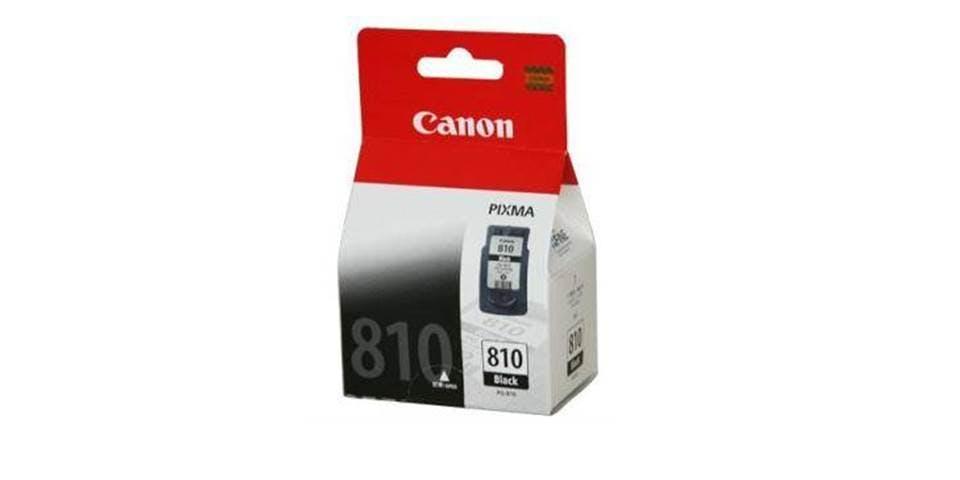 Canon Pg 810 Ink Cartridge Black Harvey Norman Malaysia
