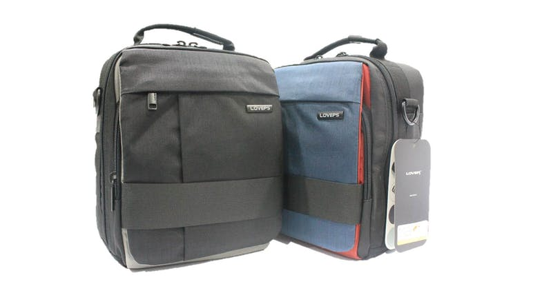 Loveps LP-BS168 Camera Bag - Blue
