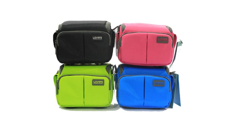 Loveps LP-XC08 Camera Bag - Blue