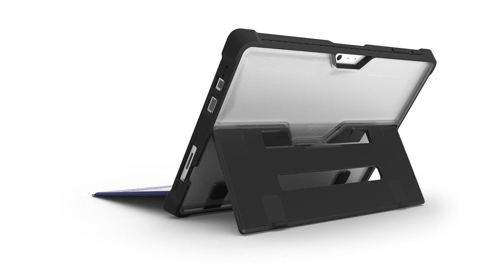 Stm Dux Microsof Surface Pro 4 Case Black Harvey