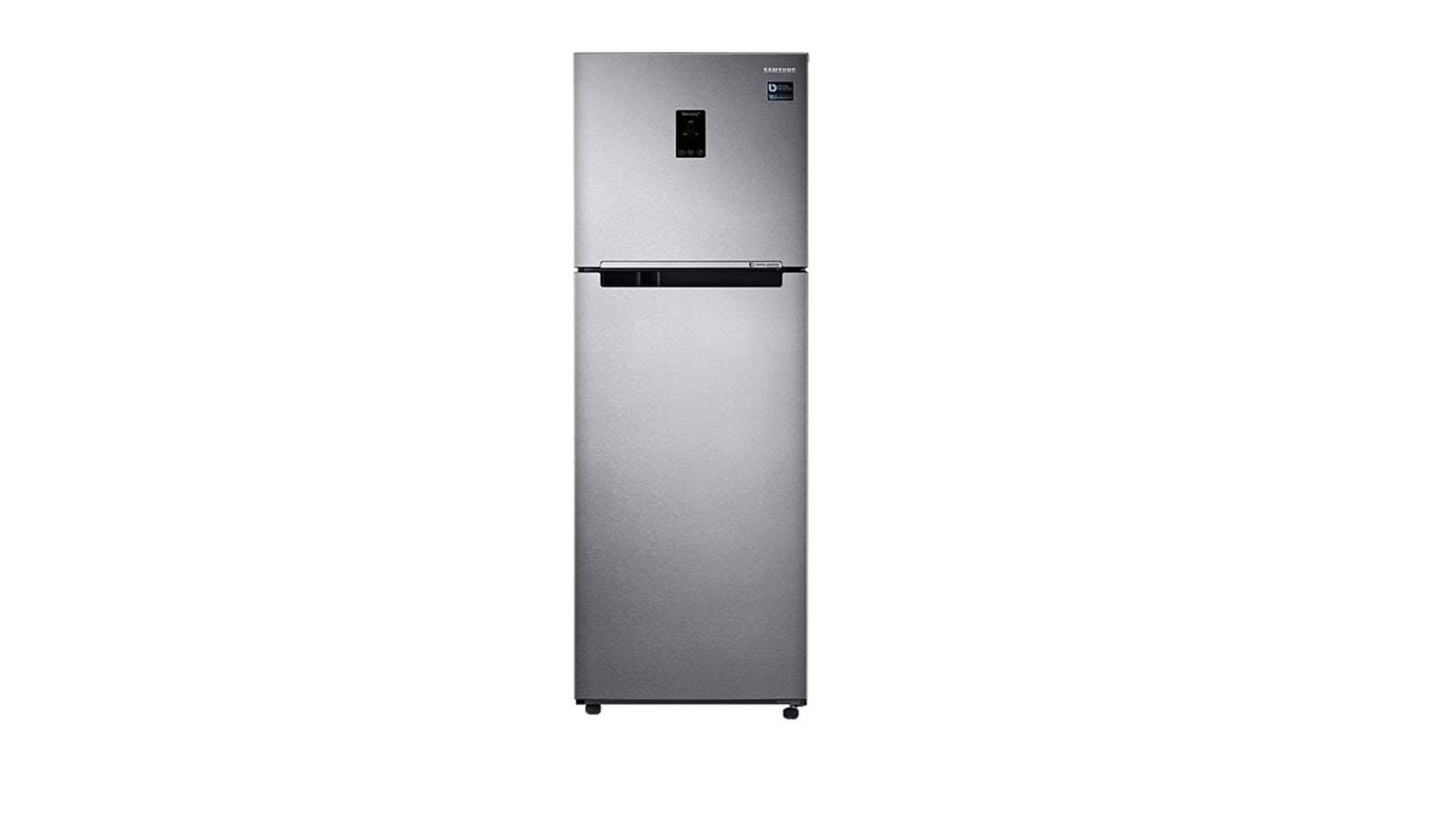 Samsung 410l 2 Door Top Freezer Refrigerator Silver