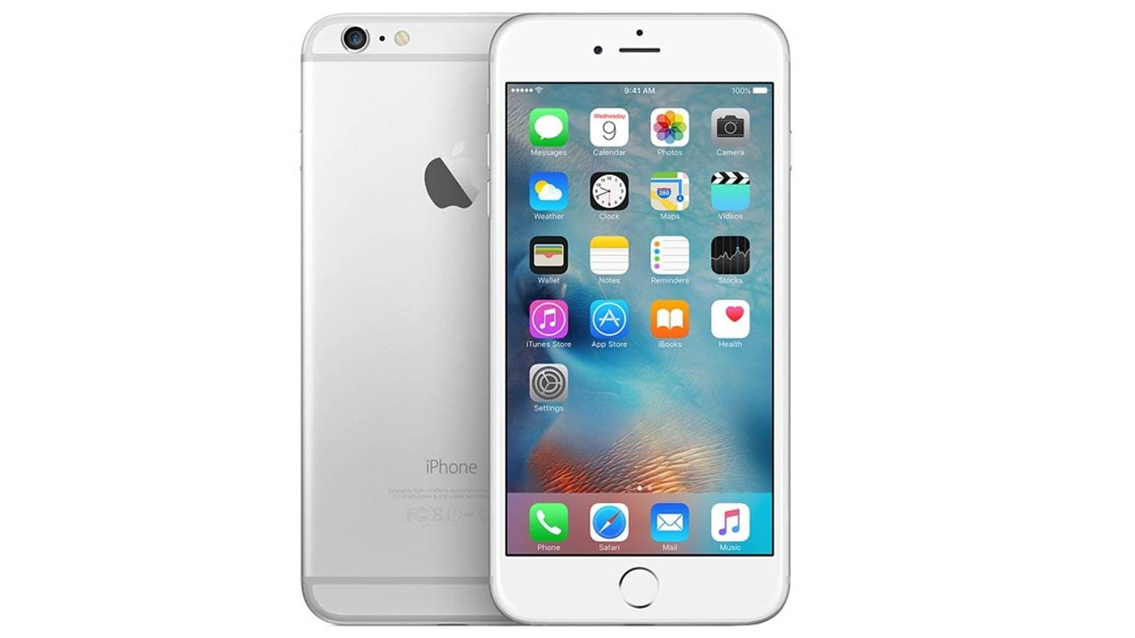Home :: Smart Tech & Phones :: Phones & Phablets :: iPhones :: Apple iPhone  6 Plus 16GB - Silver (MGA92MY/A) (Demo unit)