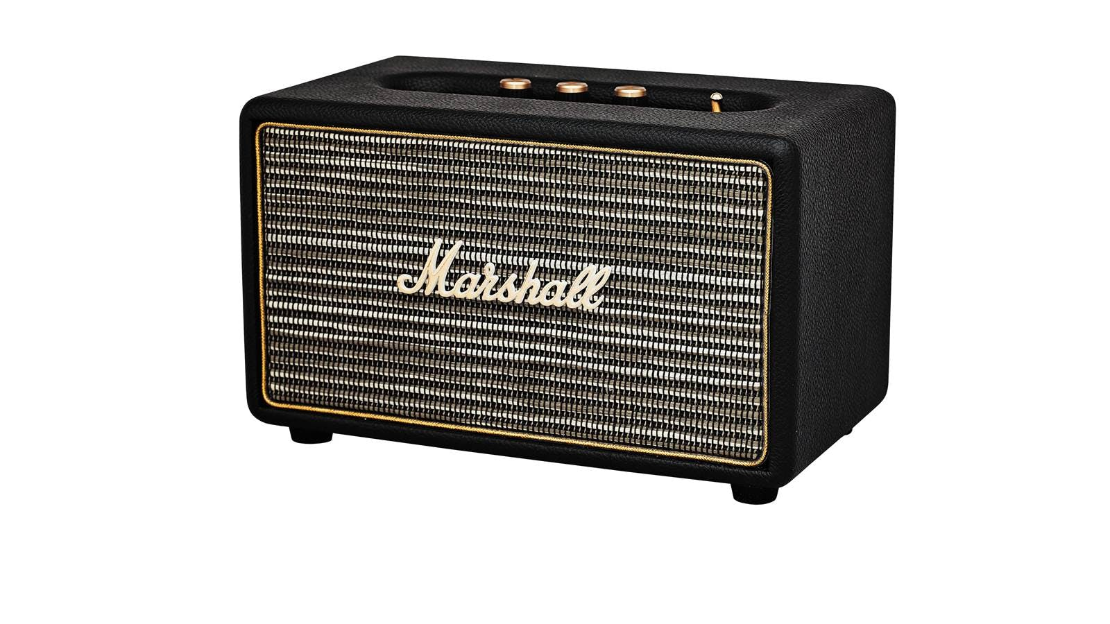 Marshall Acton Bluetooth Speaker - Black e4279092d6