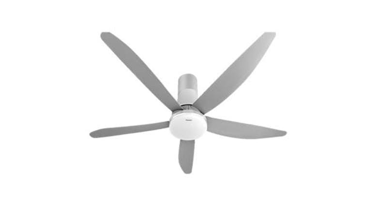 Panasonic F M15gw 5 Blades Ceiling Fan Short Pipe