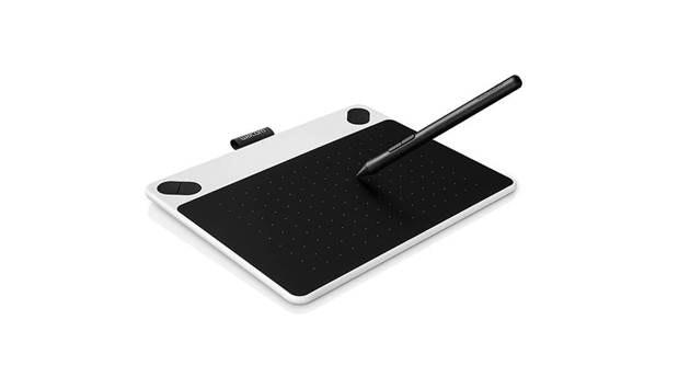 Wacom Intuos Creative Pen Tablet White Harvey Norman Malaysia