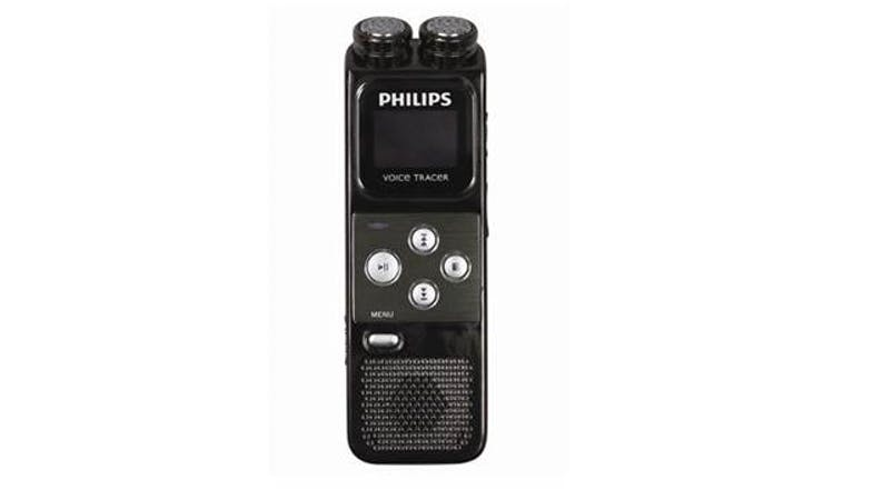 Philips VTR6900 Voice Tracer Digital Recorder