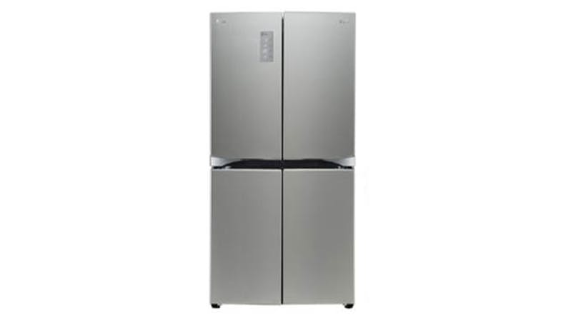 Lg 725l 4 French Door Refrigerator Harvey Norman Malaysia