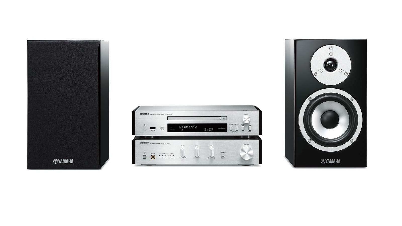 Yamaha musiccast mcr n870 micro hifi harvey norman malaysia for Yamaha sound system