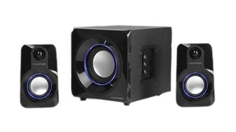 13a225126ce Vinnfier Ecco 5R Speaker - Black | Harvey Norman Malaysia