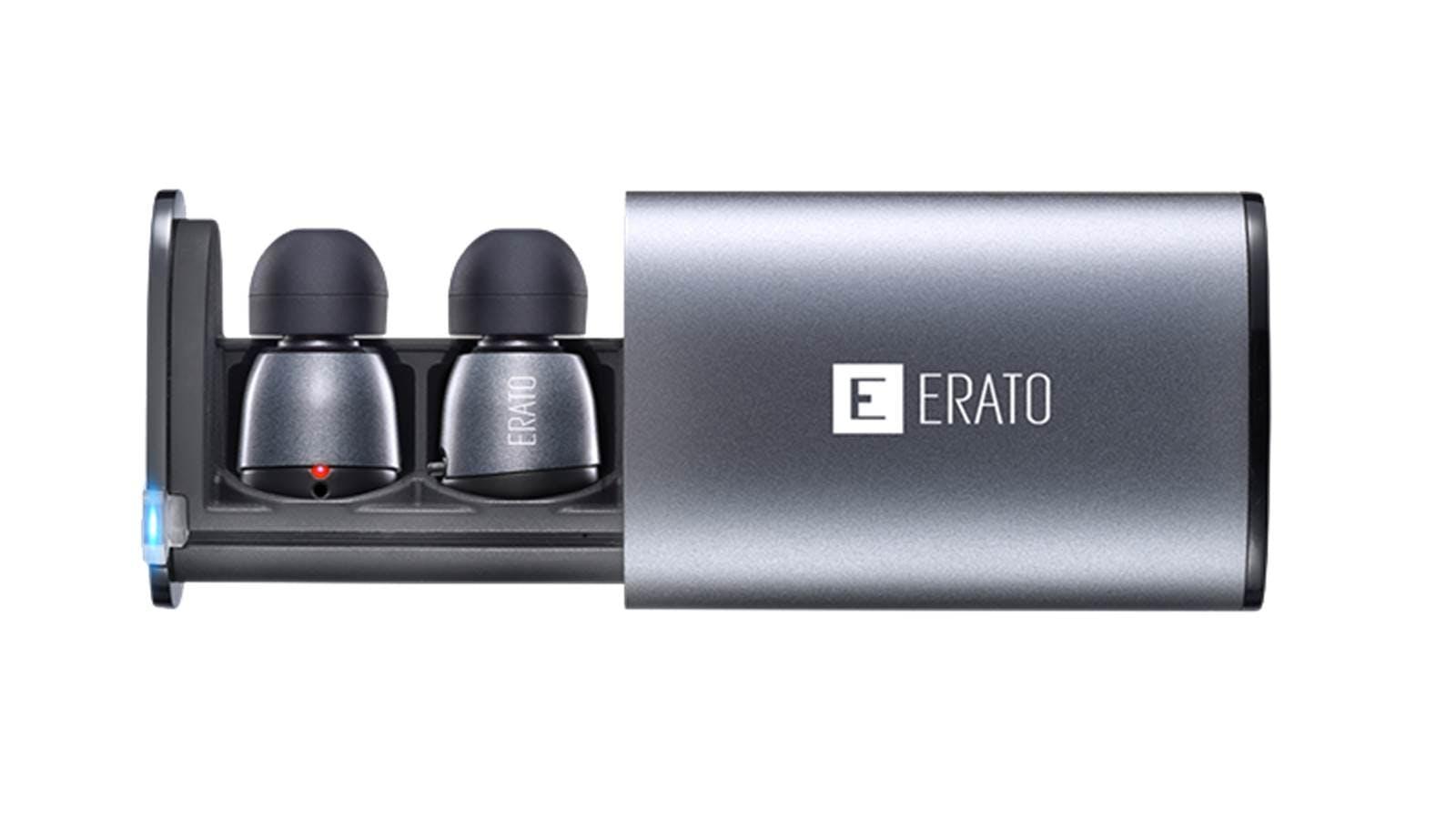ea7bbe2e7c9 Erato Apollo 7 Wireless Earphones - Grey | Harvey Norman Malaysia
