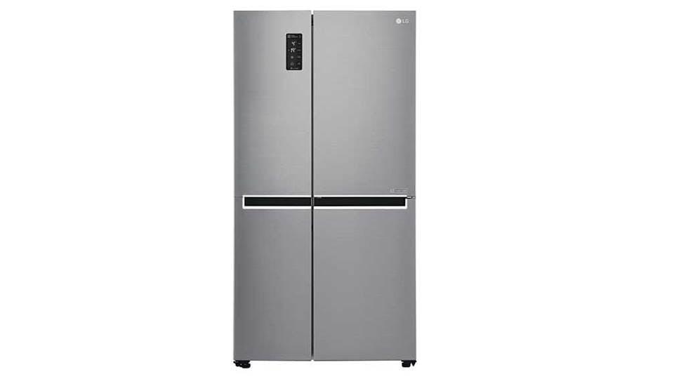 LG GC-M247SLUV 687L Side By Side Door Refrigerator