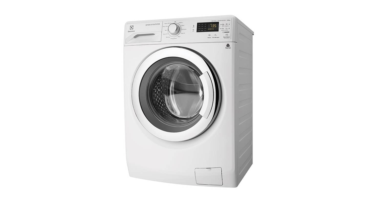 electrolux front load washer. electrolux ewf-12853 8.5kg front load washer