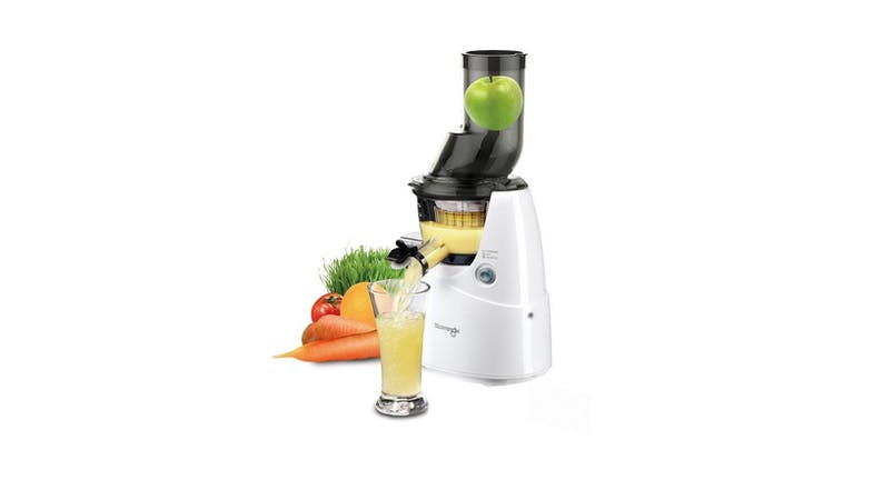 Kuvings B6000W Whole Slow Juicer - White Harvey Norman Malaysia