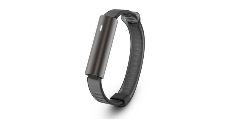 Misfit Ray Black Sport Band Fitness Tracker - Carbon Black