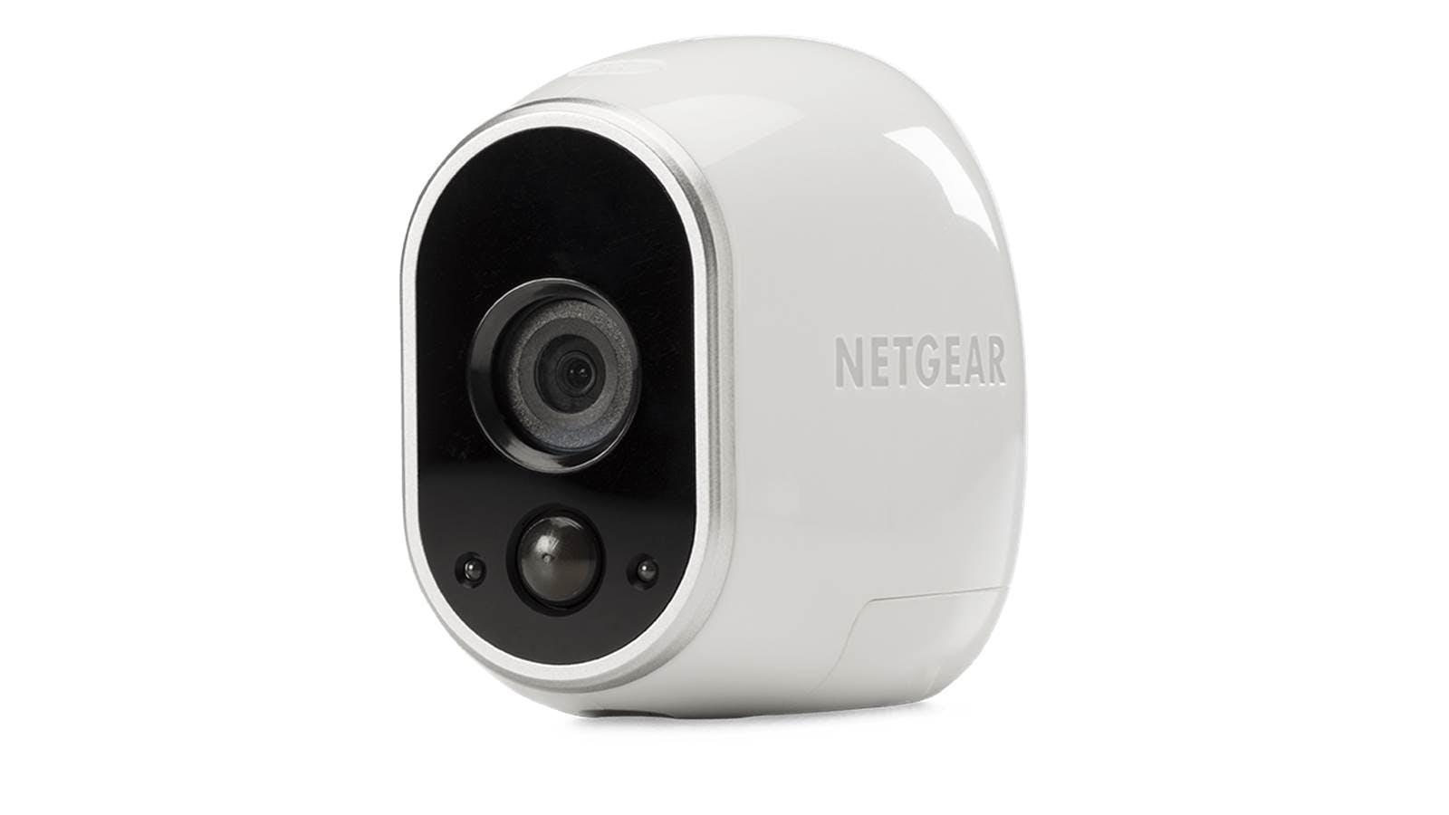 Netgear Vms3030 Arlo Add On Hd Security Camera Harvey