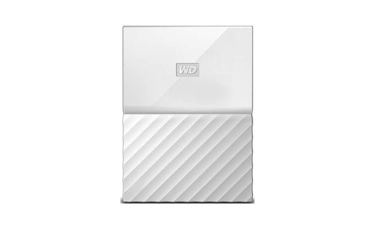 Western Digital  My Passport Ultra 1TB Hard Drive - White