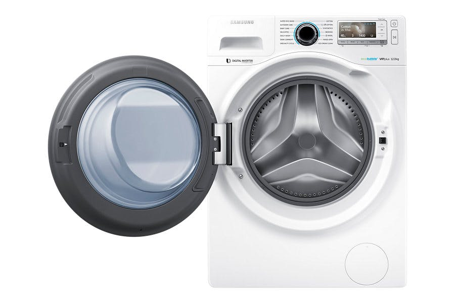 Samsung WW12H8420EW 12KG Front Load Washer   Harvey Norman Malaysia cbbd8ce14506