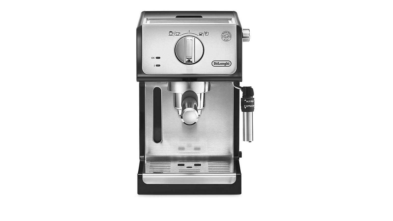 delonghi ecp pump espresso coffee machine