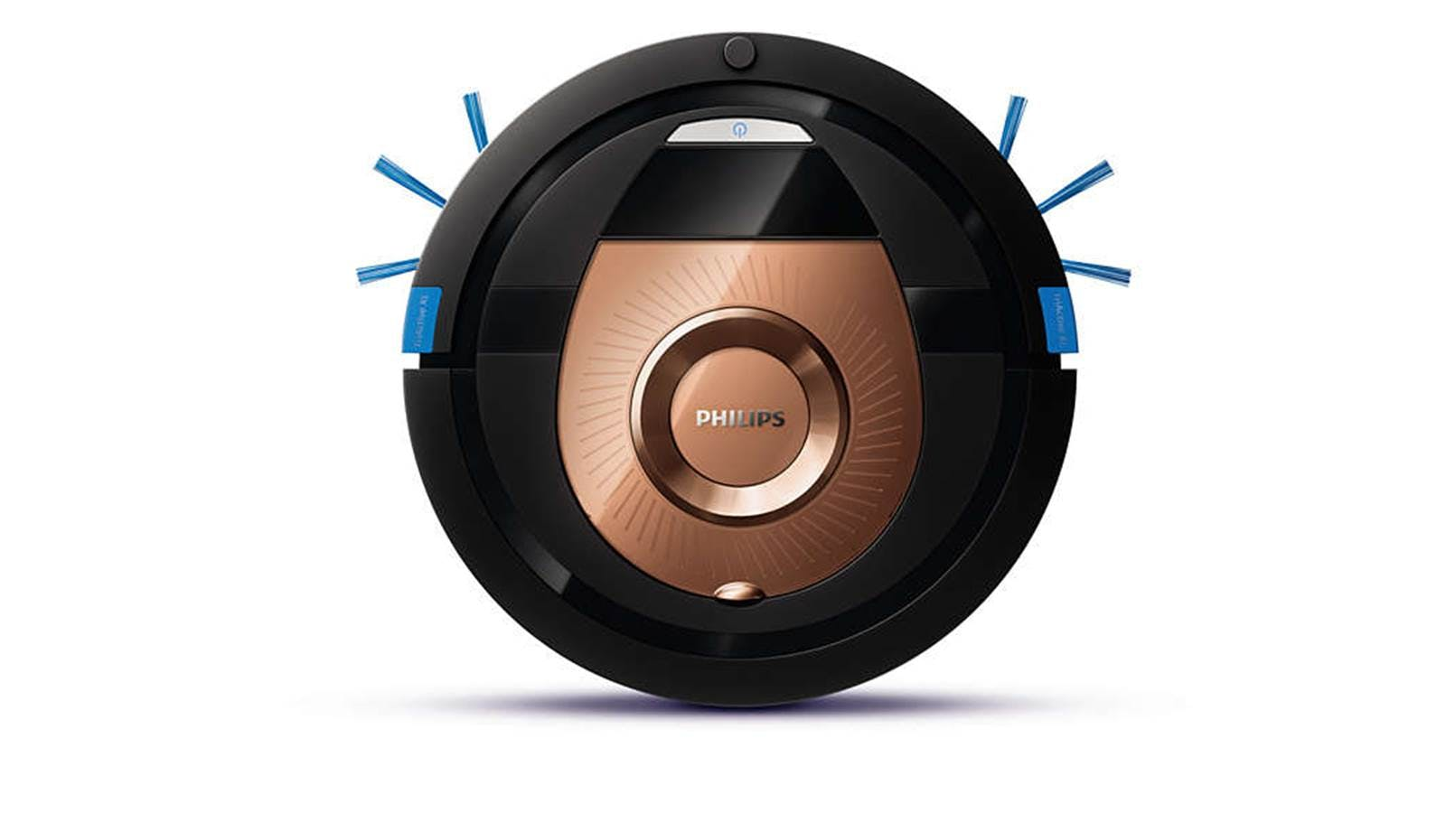Philips Smartpro Fc8776 Compact Robotic Vacuum Cleaner