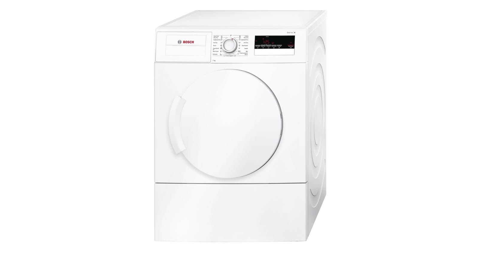 bosch exxcel tumble dryer manual