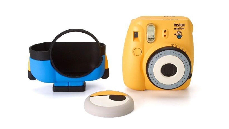 Minion Camera Case : Fujifilm instax mini 8 minion instant camera harvey norman malaysia