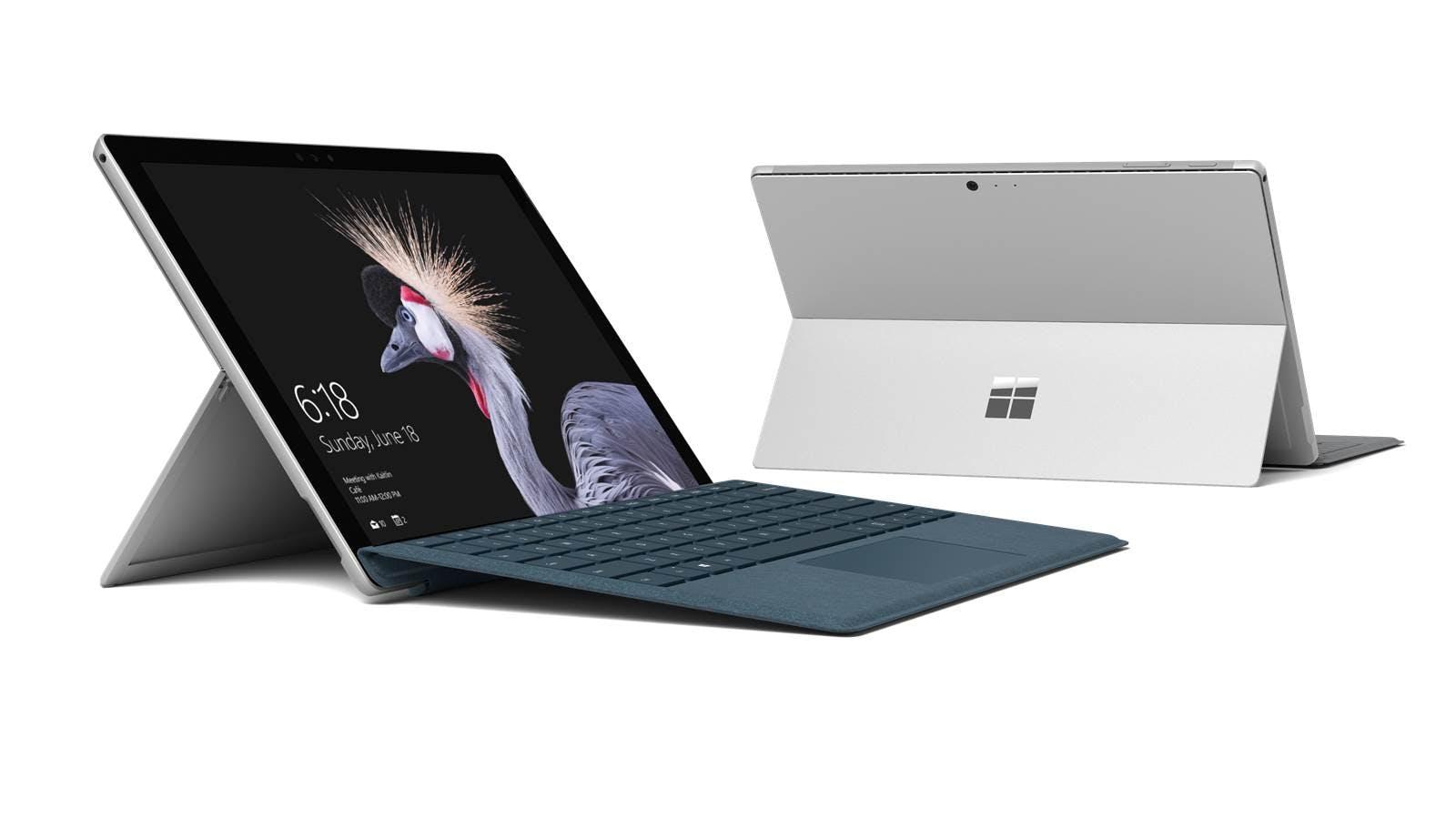 New Microsoft Surface Pro 256gb Intel Core I5 8gb